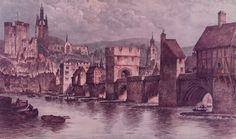 Old Tyne Bridge, Newcastle