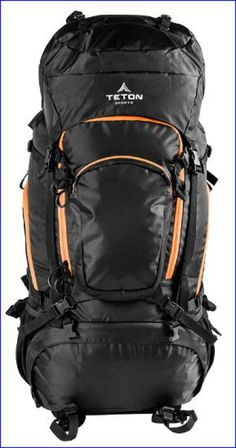 Grand 5500 backpack - front view.