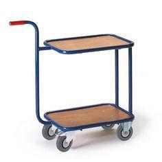 DE: Tischwagen 2 Etagen, Tragkraft 100 Kg, Ladefläche 825x500 Mm, Maße  910x590 Mm 218,00 U20ac   Gtardo.de   Pinterest