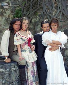 Corazón Salvaje....Edith Gonzalez ...Eduardo Palomo ..q.e.p.d ....
