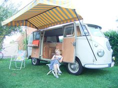 Cool Camper Van!