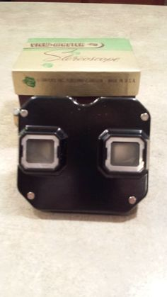 Vintage 1940's Sawyer's Stereoscopic View Master by 3LittleWitches