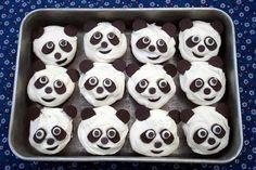 panda treats | Photo Credit: 'Kittens Puppies and Cupcakes