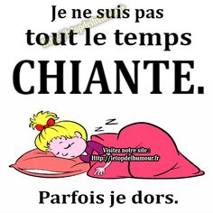 Pretty Quotes, French Language, Vignettes, Affirmations, Laughter, Haha, Funny Quotes, Messages, Thoughts