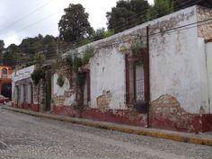 fachada de teposcolula, oaxaca