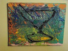 """Tiki Martini""  Original artwork by H.B. Berlow"