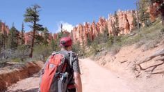 My trip to Zion and Bryce Canyon National Parks in Utah [VIDEO] #travel #ttot #nature #photo #vacation #Hotel #adventure #landscape https://youtu.be/d-IJnV3K6mo