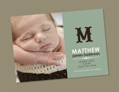 Tarjetas Foto Iman, Baptism Invitations, Im In Love, Baby Fever, Christening, Photo S, Party Time, Announcement, Birth