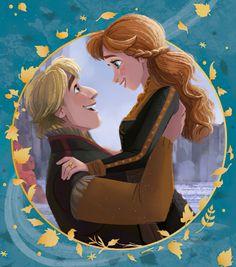 Film Disney, Disney Couples, Disney Fan Art, Disney Fun, Disney Movies, Disney Characters, Frozen 2, Frozen And Tangled, Disney Princess Frozen