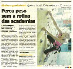 Mídia » ABAIXO A GORDURINHA : Perca Peso sem a Rotina das Academias - Studio Daian Assad - www.studiodaianassad.com.br