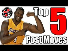 Top 5 Post Moves | Dominate the Low Post | Pro Training Basketball - YouTube