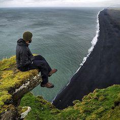 The amazing Iceland. Dyrholaey, Iceland. Photo by Chris Burkard