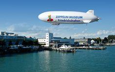 Zeppelin Museum Friedrichshafen | Erwachsene€ 8,00, Kinder von 6 - 16 Jahren€ 3,00