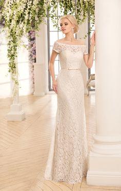 Свадебные платья Прямые свадебные платья