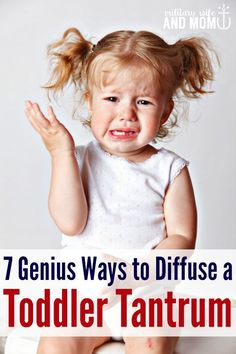 Wondering how to deal with toddler tantrums? These tips are so awesome. And they go beyond the usual toddler tantrum solutions like sleeping and eating.
