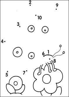 alphabet letter and picture matching worksheets Free Preschool, Printable Preschool Worksheets, Preschool Learning, Kindergarten Worksheets, Teaching Kids, Creative Activities For Kids, Toddler Activities, Preschool Activities, Dots Game