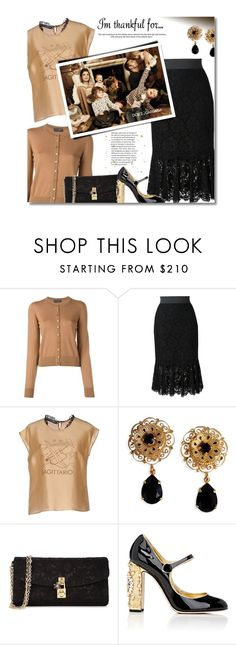 """""""So Thankful🙏🏾"""" by sherieme ❤ liked on Polyvore featuring Dolce&Gabbana, dolceandgabbana, polyvorecontest and imthankfulfor"""