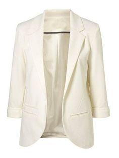 white blazer $33 - 10 Awesome Summer Whites