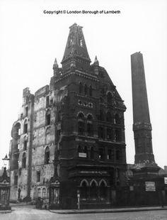 Doulton Factory, Albert Embankment, Lambeth 1846