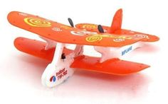 Orange Cessna 782 RC Biplane RC Airplane Infrared Beginner Flight Indoor Trainer Plane RTF *** To view further for this item, visit the image link.Note:It is affiliate link to Amazon.
