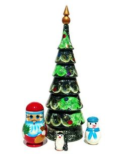 Trees, Christmas trees and Dolls on Pinterest