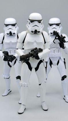 Hasbro Star Wars Super Articulé Imperial armée de Clones Shock Trooper DC 15 Blaster