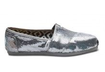 TOMS Sequins Pewter (also available in black)