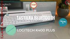 Recensione tastiera Logitech K400 Plus