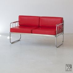 Bauhaus Couchliege von Franz Singer - Bild 1
