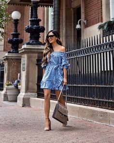 "5,659 Gostos, 126 Comentários - Maria Vizuete (Mia Mia Mine) (@miamiamine) no Instagram: ""Favorite summer dresses on MiaMiaMine.com today (link in bio)."""