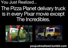 But what about Finding Nemo? I'm gonna look for this every time I see a Pixar movie!