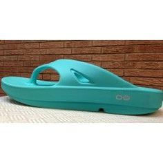 408f328f510846 OOFOS Aquamarine Sandals. Rejoovenate with these ultra cushion soft sandals  for recovery of foot conditions