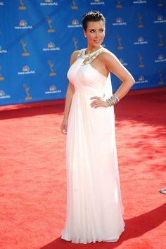60 Times Kim Kardashian Wore White - Kim Kardashian Photos in White - Elle Kardashian Photos, Kim Kardashian, Cocktail Outfit, Goddess Dress, White Outfits, Special Occasion Dresses, Night Out, Red Carpet, Celebrity Style