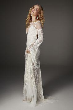 Payton Gown   Rue De Seine Wedding Dress Collection