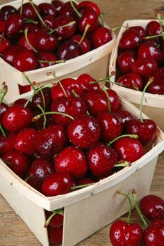 With Cherries, Every Day's a Jubilee: Fresh Talk