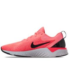 a17b37e8216cd Nike Women s Odyssey React Running Sneakers from Finish Line - Red 8 Running  Sneakers