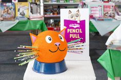 Whiskers Pencil Pull. Sharpen some of the pencils and mix in with the others. Students who pull a sharpened pencil win a prize. Toolkit keyword: PENCIL