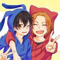 Isogai and maehara