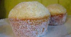 Muffins that taste like doughnuts