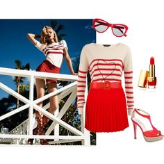 Pin up, created by dreygraph on Polyvore