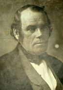 Parley Parker Pratt. Born 12 Apr. 1807 at Burlington, New York. Baptized into LDS church and ordained elder, 1 Sept. 1830. Served several missions between 1830 and 1856. Ordained high priest, 4 June 1831. Member of Zion's Camp, 1834. Ordained apostle, 21 Feb. 1835. President of British mission, 1841–1842. Directed affairs of church in New York City, 1844–1845. Arrived in Salt Lake Valley, 28 Sept. 1847. Murdered at Van Buren, Arkansas, 13 May 1857.