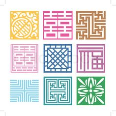 korean pattern