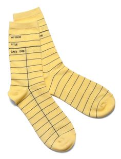 'Checkout' these socks