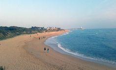 Playa de Zahora (Barbate, Cádiz), by @ManuelRevilla57