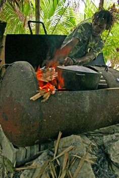 Cooking Lunch - Belizean Style - Absolute Belize