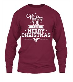 ** New Release & Not Available In Stores ** MPORTANT: These shirts are only available for a LIMITED TIME, so act fast and order yours now!  Makes a perfect gift. Buy 2 or more and save on shipping!  You can find more here: https://dragonee.com/store/merry-christmas  Guaranteed safe and secure checkout via: VISA | MASTERCARD | PAYPAL   When you press the big green button, you will be able to choose your size(s). Be sure to order before we run out of stock!  Designed, printed & s...
