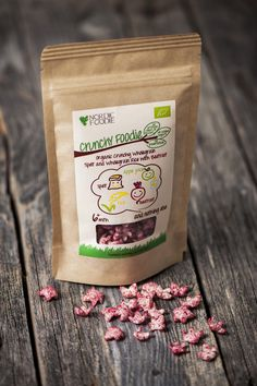 Crunchy Foodie wholegrain spelt and wholegrain rice with beetroot