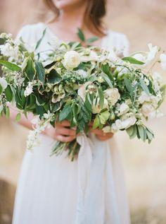 Element Inspired Wedding: Bouquet
