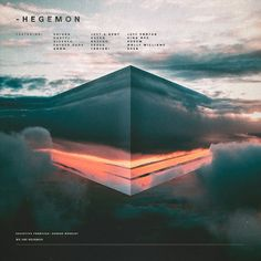 Hegemon - Compilation - Client: Hegemon - album cover artworks by Samuel Burgess-Johnson