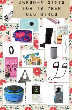 Awesome Gift Ideas For 19 Year Old Girls